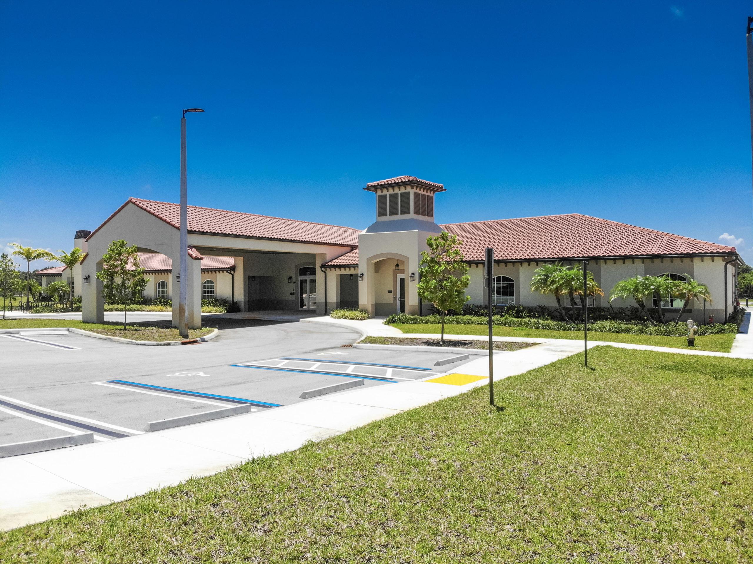inpatient rehab facility