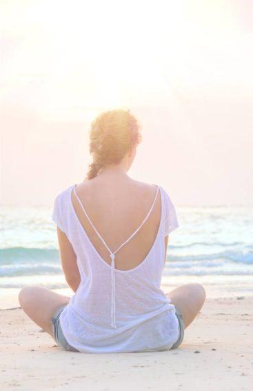 woman finds hope after drug detoxification